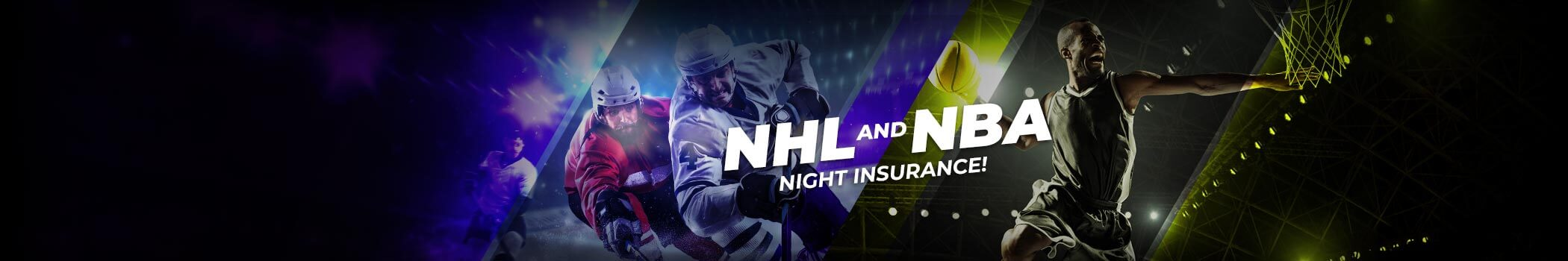 The NHL and NBA 4-fold fever